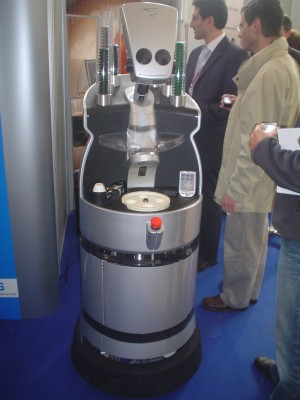 ICRA Coffee Robot