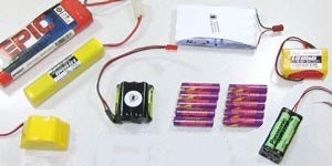 Robot Batteries