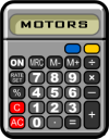 Robot Motor Factor Calculator