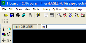 Eagle3D type run