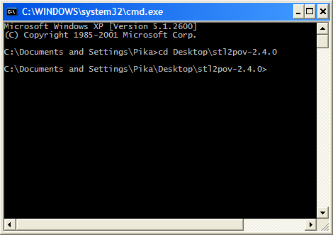 run command prompt