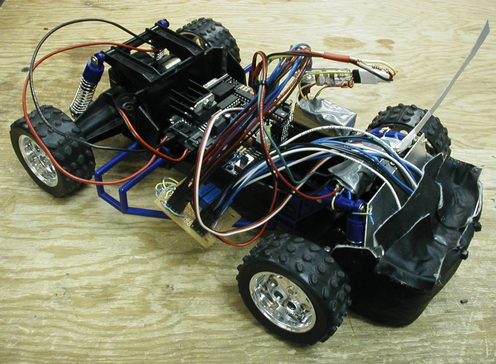 How To Build A Robot Tutorials Society Of Robots
