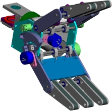 Robotic Gripper Design http://www.societyofrobots.com/robot_arm_tutorial.shtml