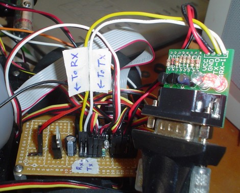 UART on the $50 Robot (click to enlarge)