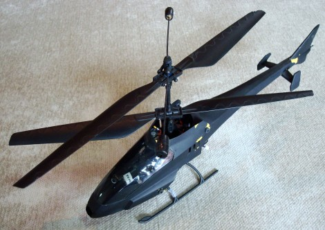 Blade CX Helicopter