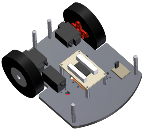 CAD Top View