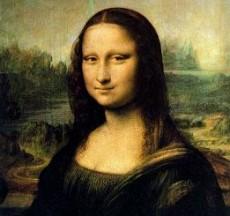 Mona Lisa Computer Vision