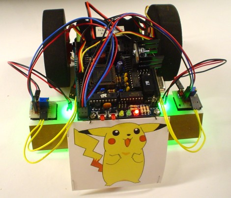 Pikachu 4 Top View