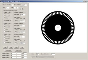 Encoder Design Program